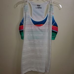 NWOT Fila Workout Tank XL